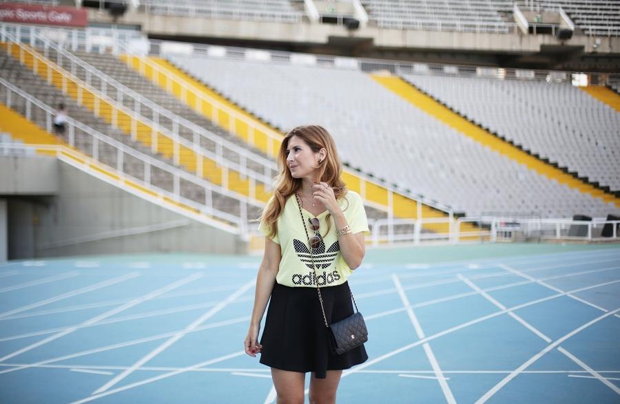 Rebeca Labara. Fashion blogger