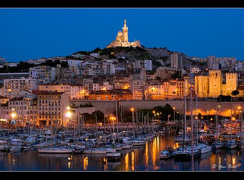 World Visits Marseilles France Largest Population Area In Paris