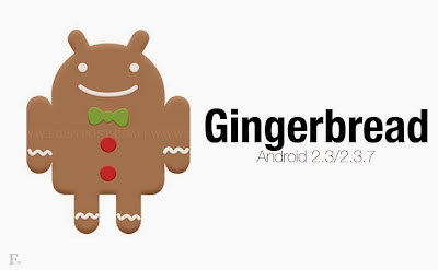 Android 2.3-2.3.7 (Gingerbread)