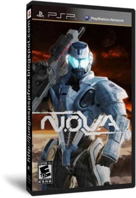 Near Orbit Vanguard Alliance Español [PSP] [1Link-MF]