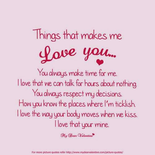I Love You Quotes 4 Him : Cute Love Pictures And Quotes For Him cute love quotes for husband ...