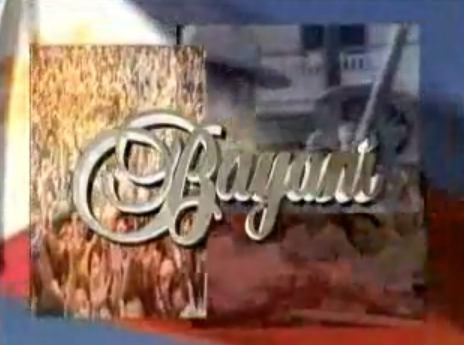 Bayani Educational Television Show ABS-CBN 90's Retro Pilipinas Feature