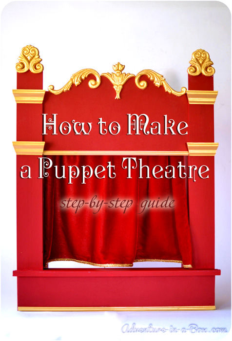 How to Make Puppet Theatre