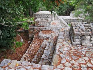 Sitio Arqueologico Xcambó Mexico