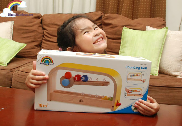 Counting Ball Toy