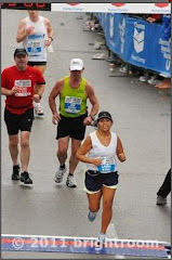 Houston Marathon '11