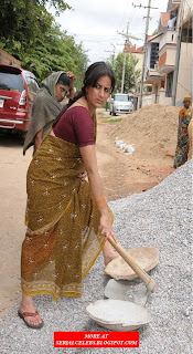 pooja gandhi in dandupalya