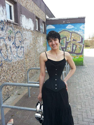 Woman Has Worn Corsets Every Day for the Last Three Years to Shrink Her Waist