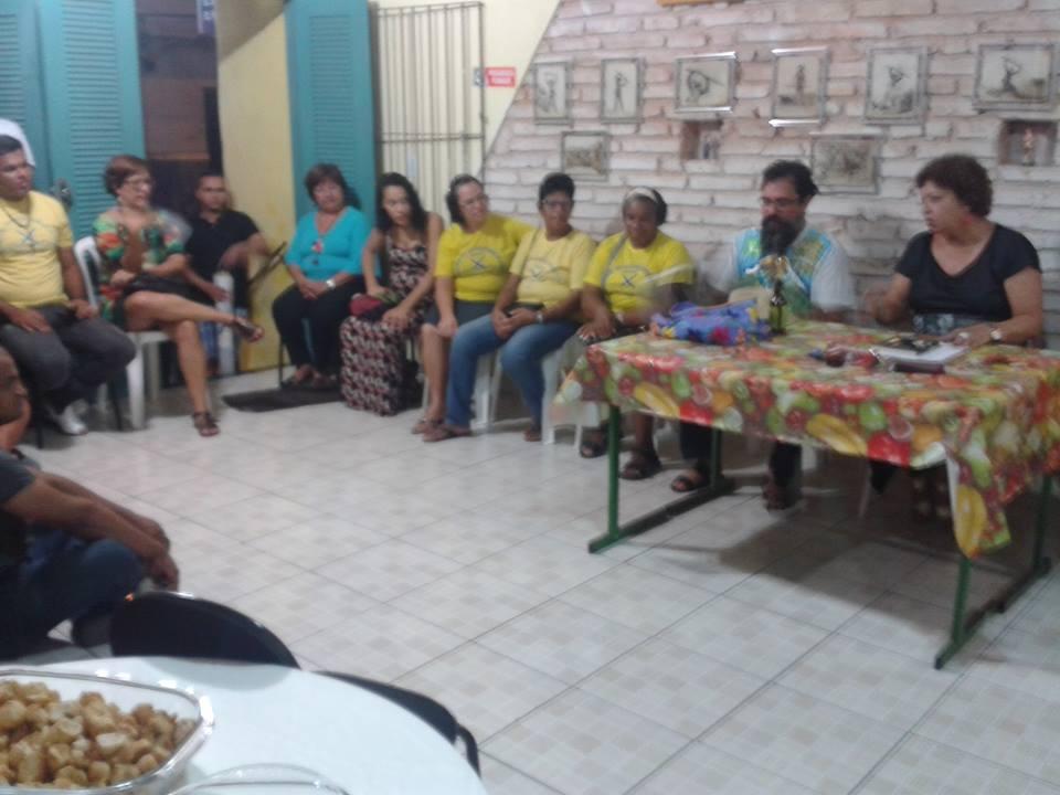 Palestra sobre o protagonismo das Mulheres em Greves Gerais.