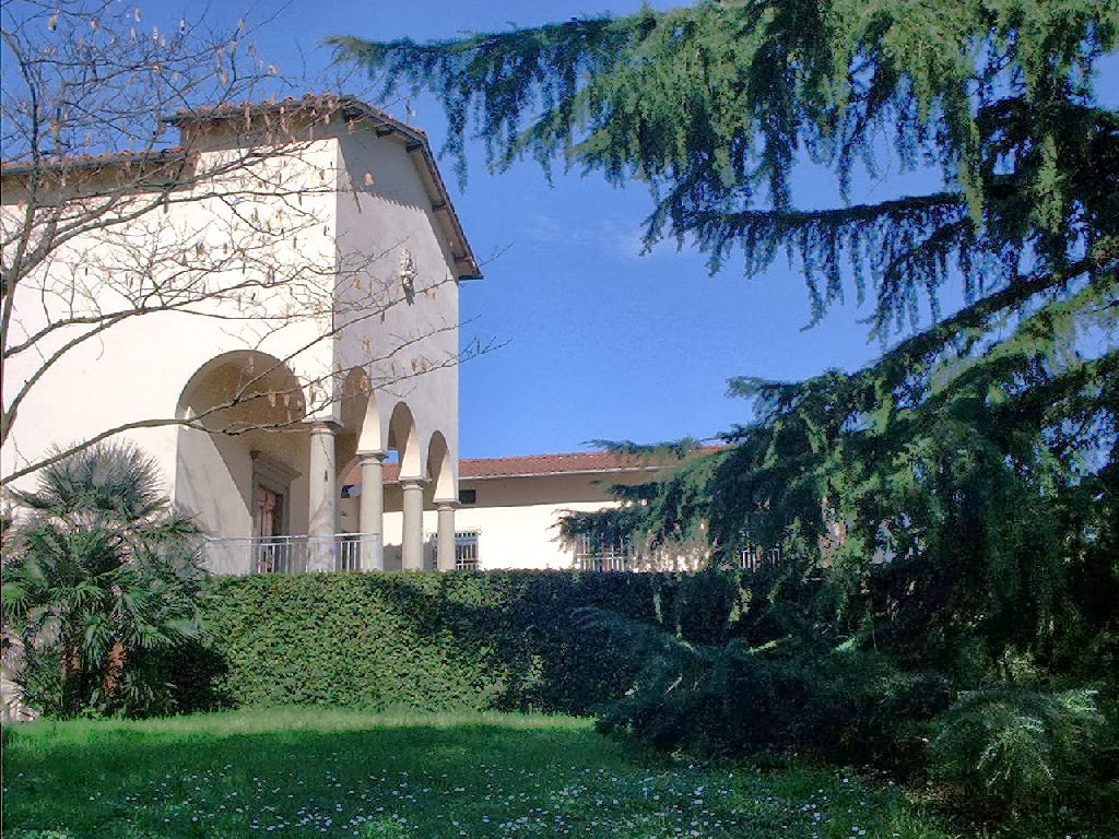 Carmelitane Scalze di San Colombano-Lucca