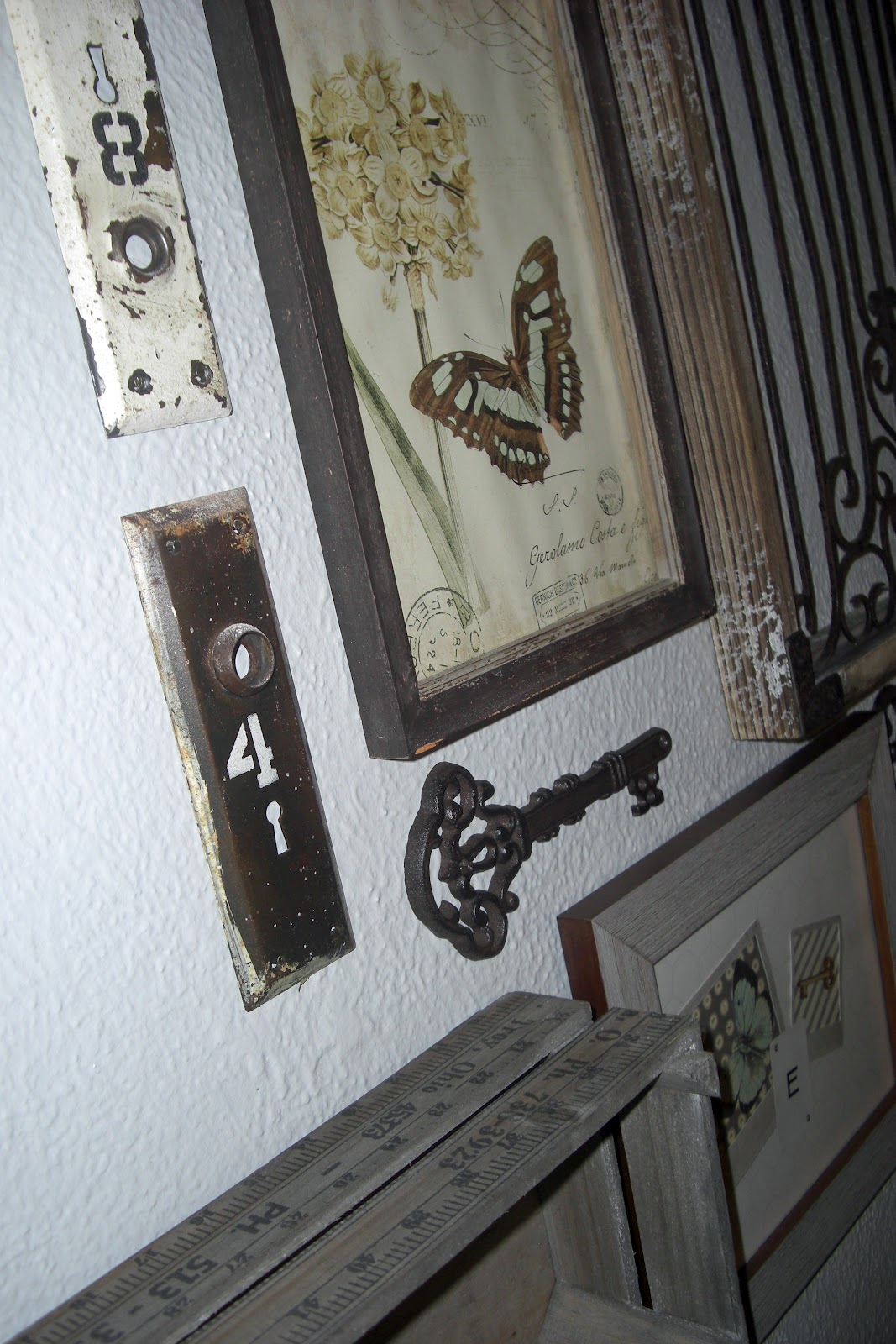Finding beauty in life vintage industrial rustic diy for Industrial diy projects