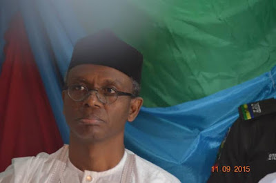 El Rufai at the  Northern states of Nigeria governors meeting in Borno state.