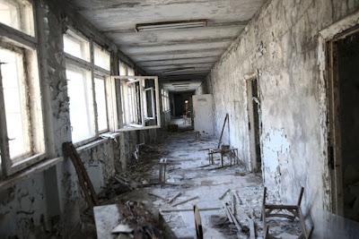 Chernobyl Selepas 27 Tahun Berlalu