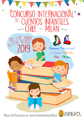 Concurso Internacional de Cuentos Infantiles Chile-Milán 2019