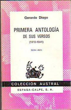 Primera Antologia de sus Versos 1918-1941