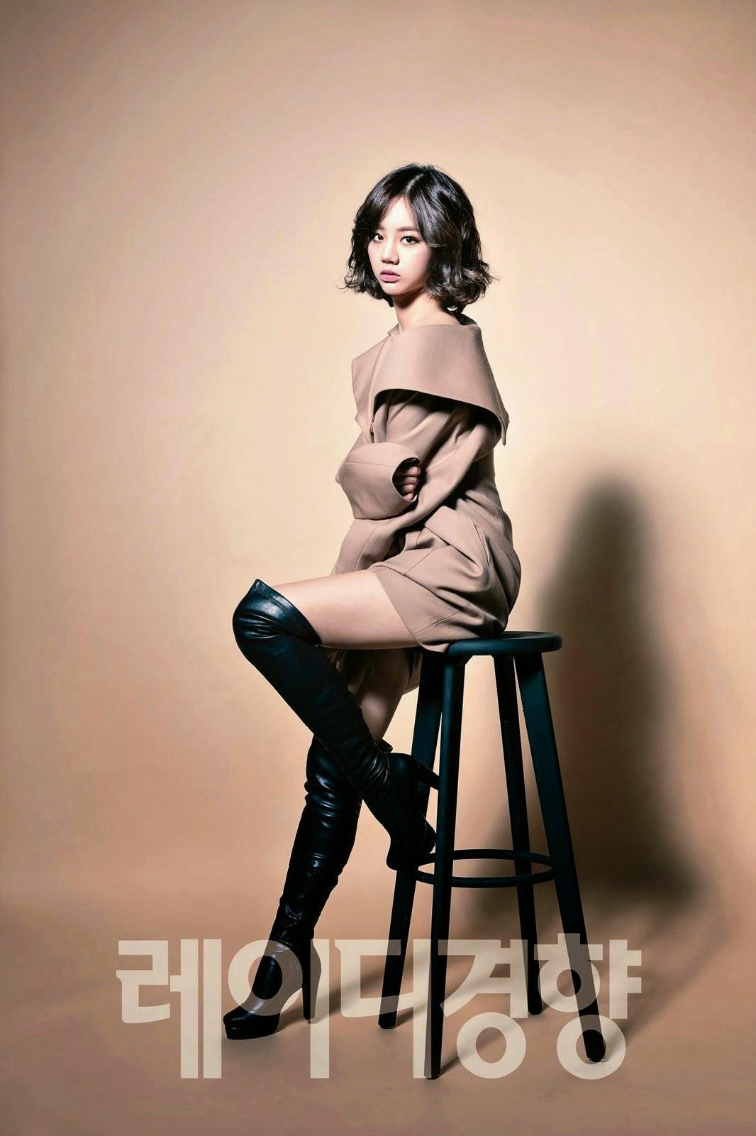 Hyeri -  Lady Kyunghyang