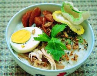 Resep Bubur Ayam Enak