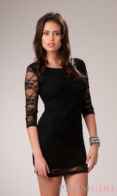 Black Dresses Ideas For Women's 8