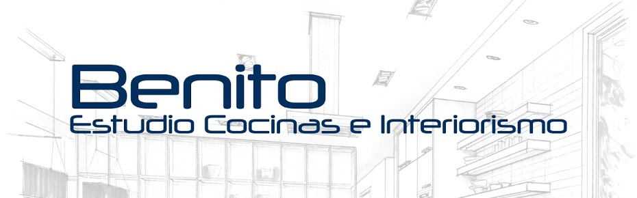Benito estudio cocinas e interiorismo