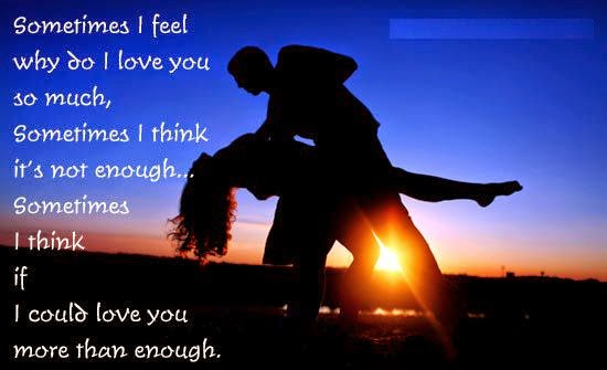 Sad Love Quotes For Her From Him
