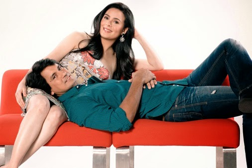 Richard Gomez and Dawn Zulueta star in ABS-CBN's A Family Story