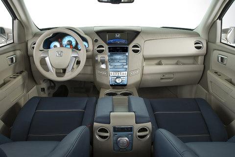2012 honda pilot   HD Wallpaper Cars