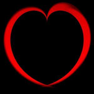 Amor sentimento abstrato