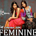 Feminine Eid Collection 2014 By Shariq Textile | Feminine Eid Dresses By Shariq