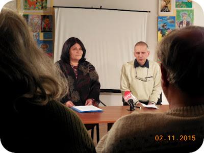 Lorena Stuparu Pavalan si Cornel Ungureanu