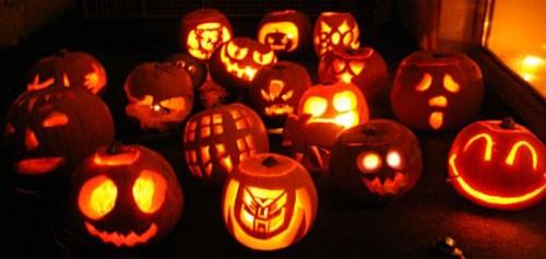 pumpkin designs 2011