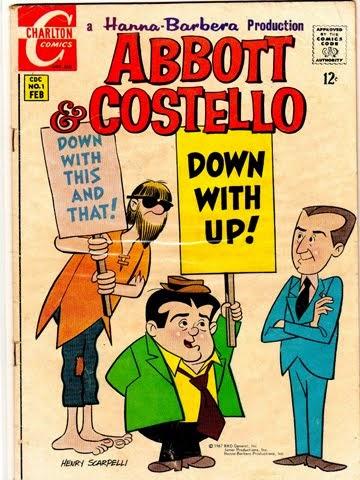 ABBOTT E COSTELLO (ABBOTT AND COSTELLO)