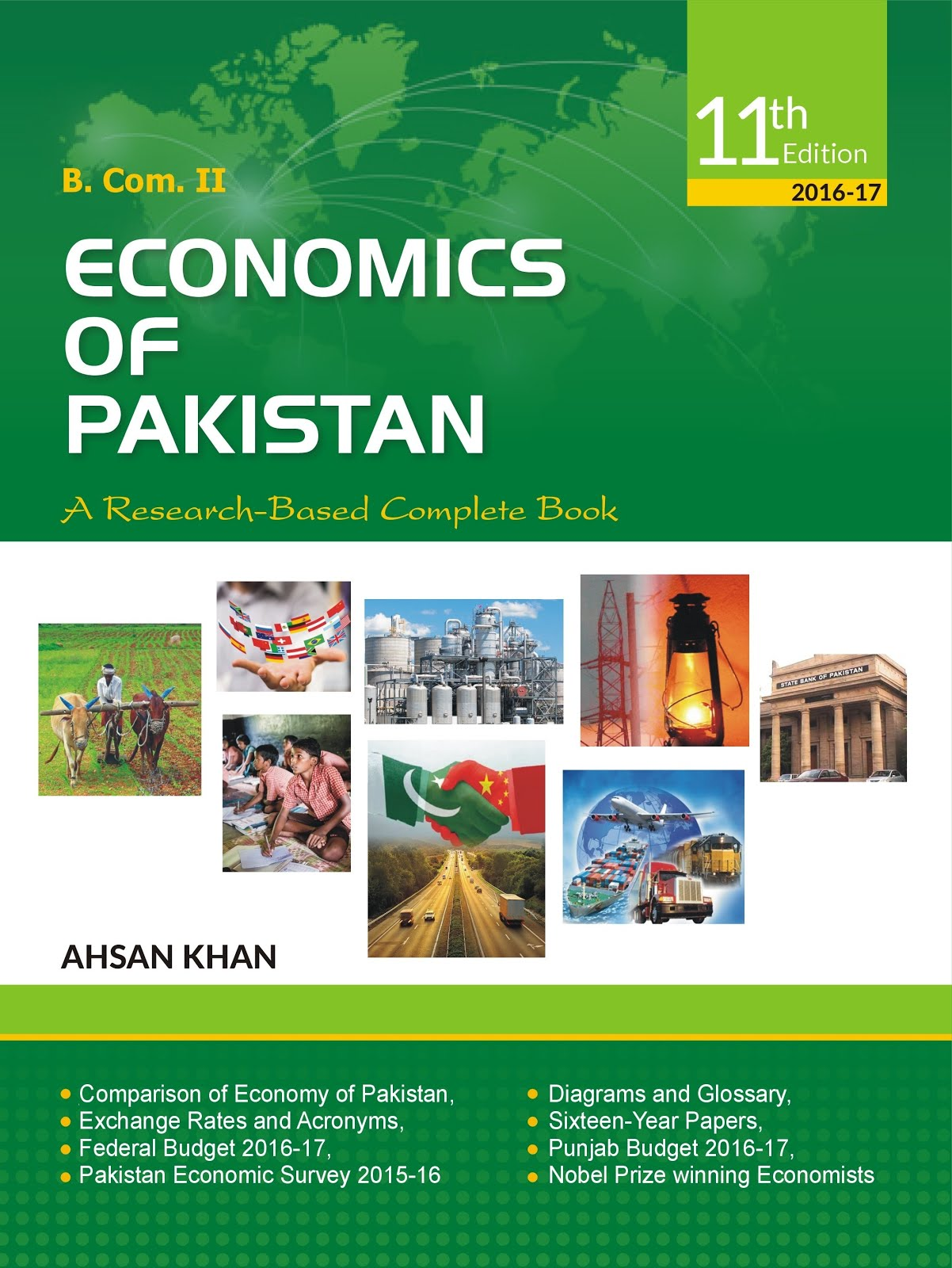 economy of pakistan Objective this course is designed to provides students with critical information and knowledge about pakistan economic environment important components which contribute to the development and progress of the economy of country are included here.