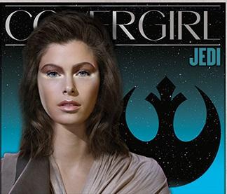 Covergirl Jedi