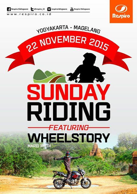 Sunday Riding featuring WheelStory