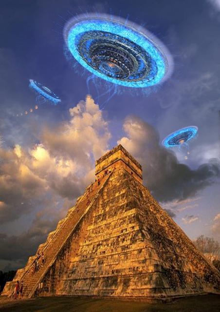 Aksi Superspeedy di Hari Kiamat Suku Maya