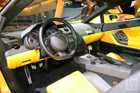 All About Ducati 2012 Lamborghini Gallardo Interior