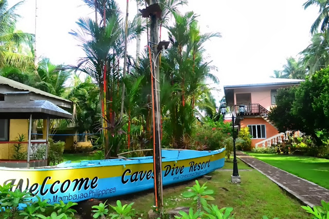 caves dive resort camiguin philippines inn hotel