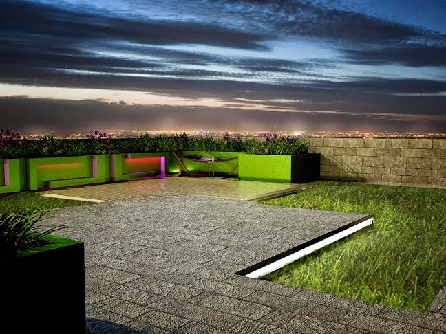 ogrody na dachach, warszawa, kraków, radom, gdańsk, łódż