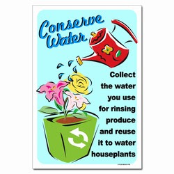 Its like waterwaterevenmorewater conservation of water collection of rain water repairing of underground piping systems using water saving methods and technology altavistaventures Images