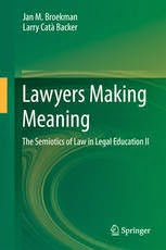 Broekman and Backer, Lawyers Making Meaning