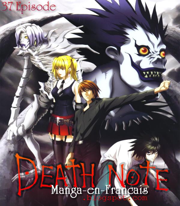 Telecharger gratuitement en serie death note manga en - Telecharger gratuitement manga ...