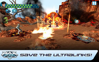 Game Max Steel MOD APK+DATA Terbaru