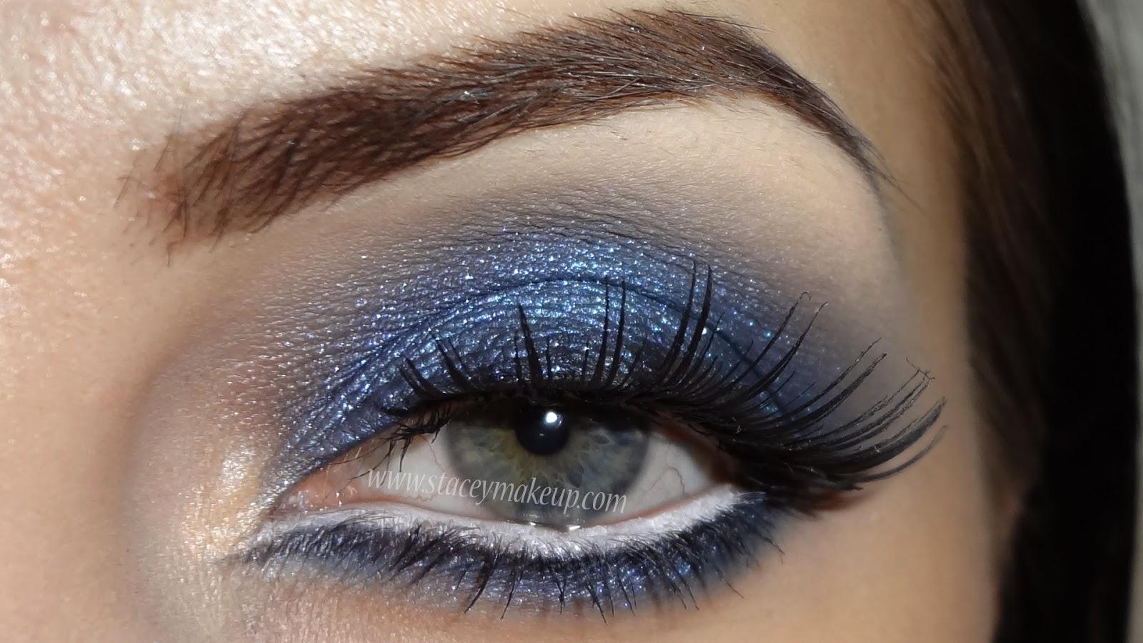 Labels how to makeup eyes smokey eyes male models picture - Smokey eyes blau ...