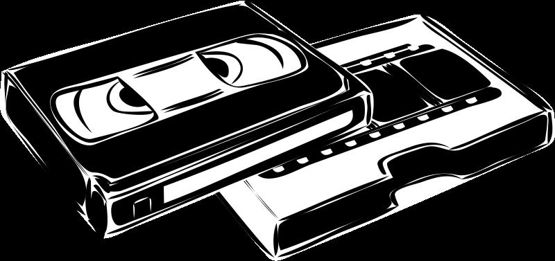 vhs kasetti