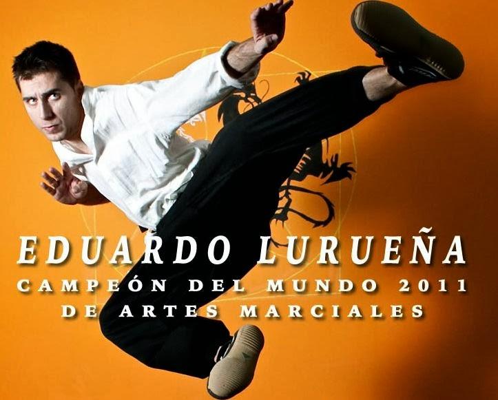 Kung Fu, Eduardo Lurueña 1