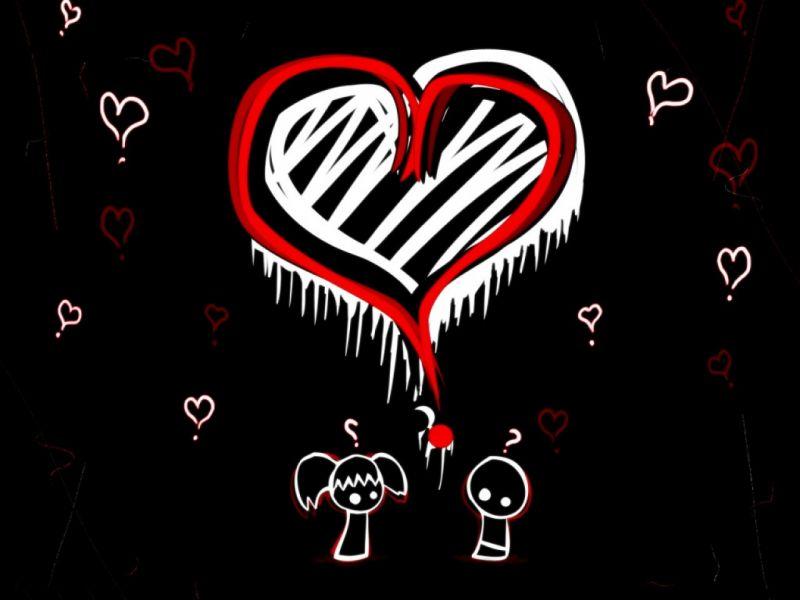 imagenes de corazones con alas chidos