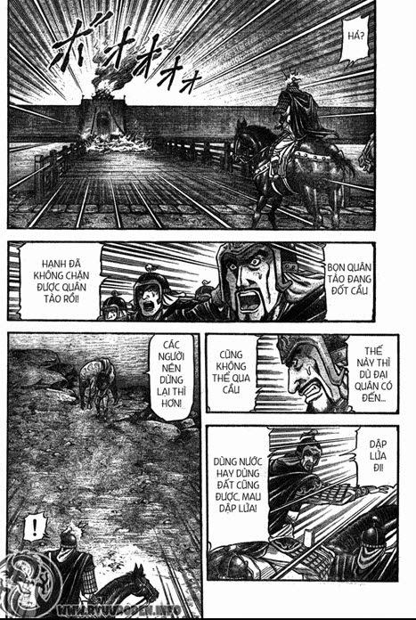 Chú Bé Rồng - Ryuuroden chap 194 - Trang 37