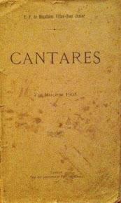 Cantares - Versos de Moço - 1905