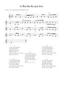 Espaço do trompete