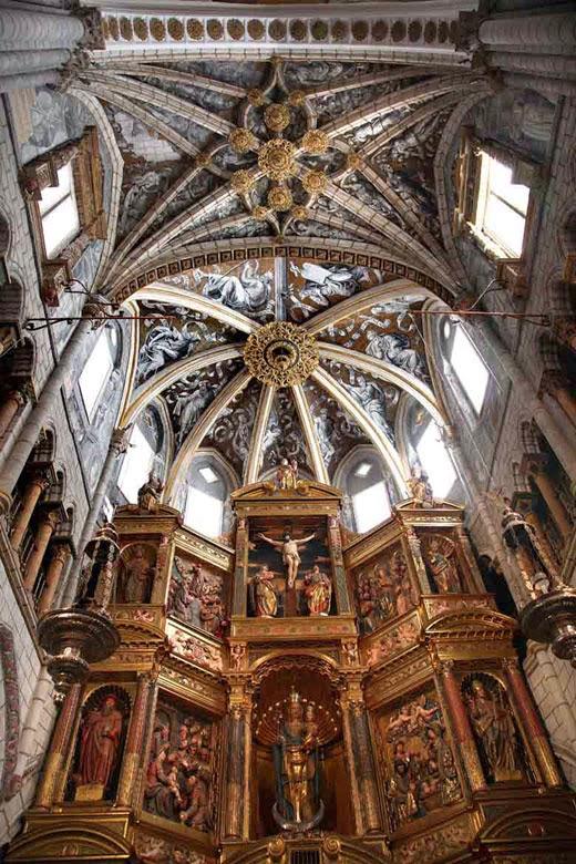 Casa de arag n en sevilla catedral de tarazona for Alquiler de casas en tarazona sevilla